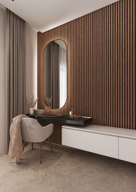 Akustické dřevěné panely vhodné do všech prostorů