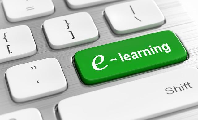 e učení