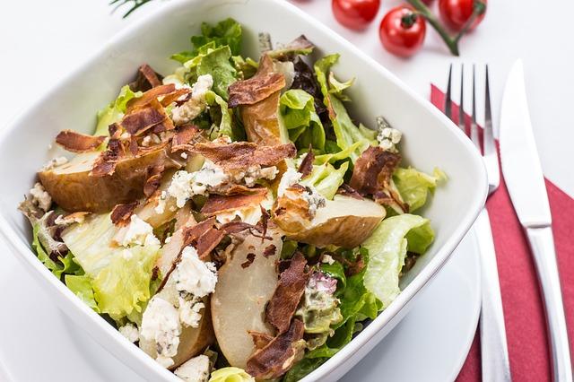 italská kuchyně – lehký salát