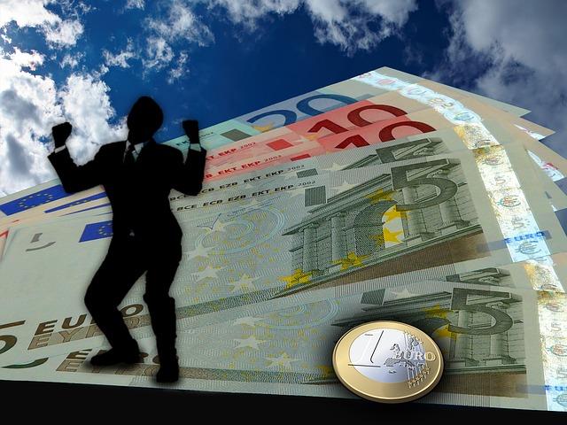 radost z peněz